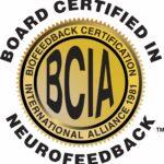 BCIA_Board Certified In Neurofeedback_Gold